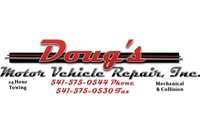 Doug's Motor Vehicle Repair, Inc.
